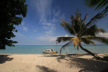 Keindahan Pulau Sangalaki