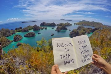 Welcome to Raja Ampat
