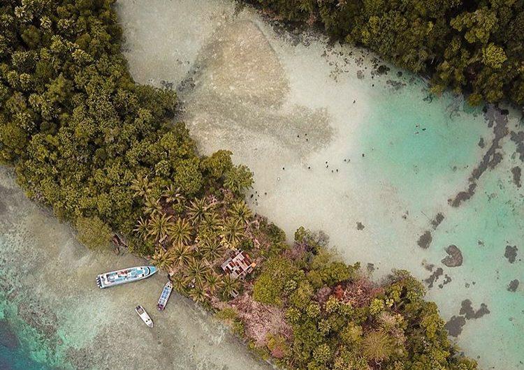 Laguna Kehe Daing, sumber ig yukianggia