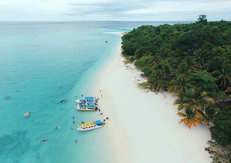 Pulau Sangalaki, sumber ig hvtrip
