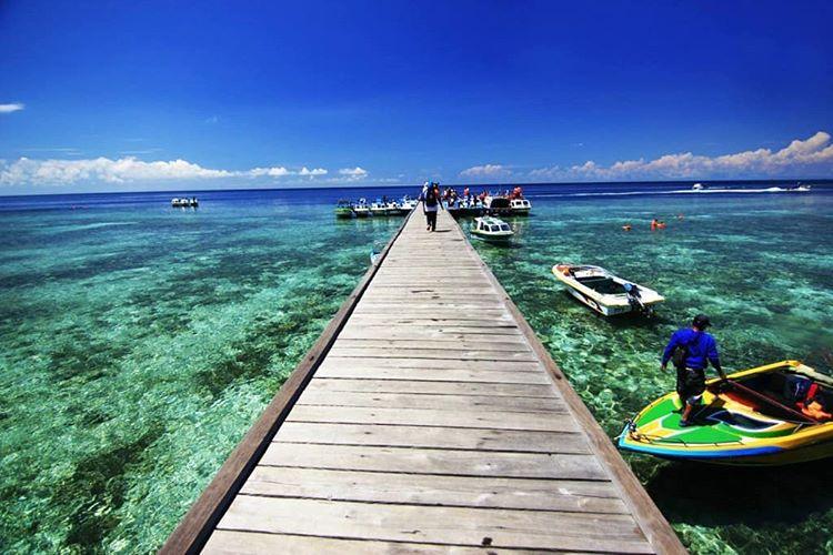 Pantai Derawan, sumber ig beauty_twn_