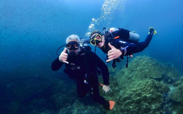 Scuba Diving, sumber ig : fabio.ldr