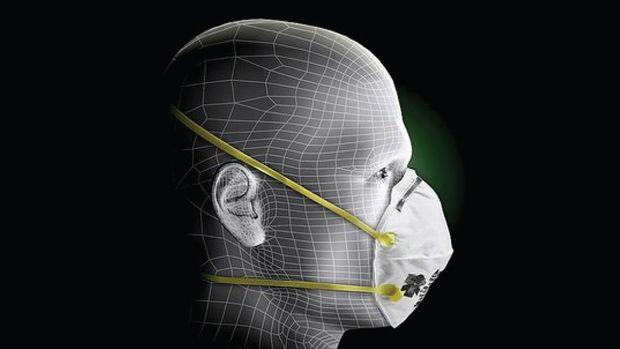 Masker N 95, sumber : Detik Health